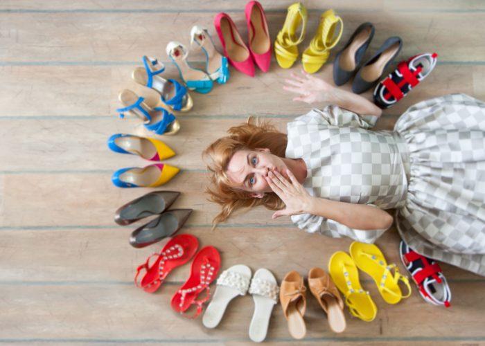modne buty dla kobiet