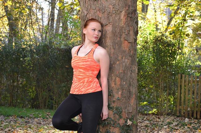 legginsy damskie - nie tylko do sportu